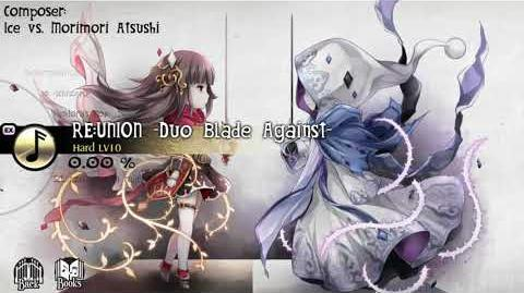 Deemo 3.2 - ICE vs. morimori Atsusui - RE UNUON -Duo Blade Against-