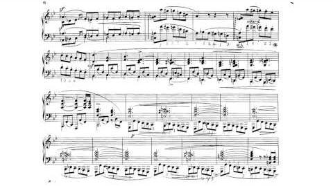 """Schumann 2. """"Aufschwung"""" (""""Soaring"""") Fantasiestücke, Op.12"""