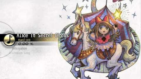 Kaname Shigeyoshi - Alice in Secret Circus