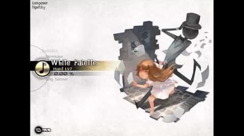 Deemo - Tigerlily - White Palette