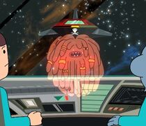 Captain blob marley