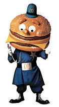 Officer big mac