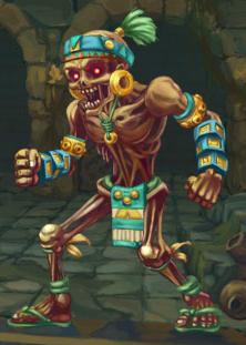 Zombie shaman