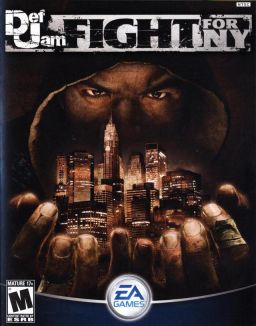 Def Jam Fight for NYGame Cover