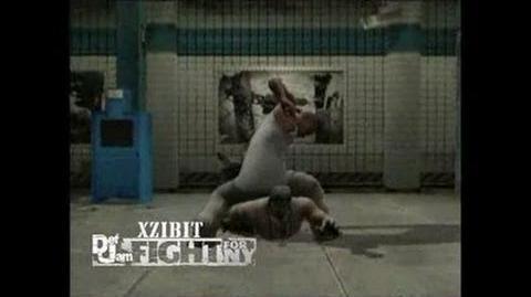Def Jam Fight For NY (Xzibit) Trailer