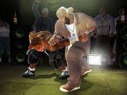 Freeway (Wrestler) vs Bo (Martial Artist)