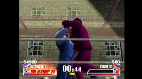 Def Jam Vendetta (All Blazins, All Characters, & Most Taunts) HD