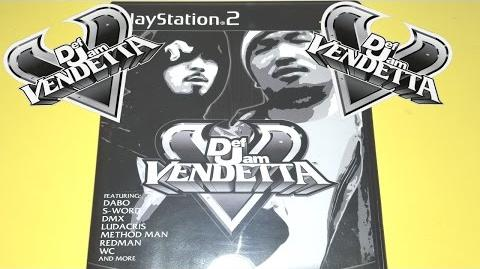 Def Jam Vendetta JAPANESE RAPPERS With Slow Mo 60FPS