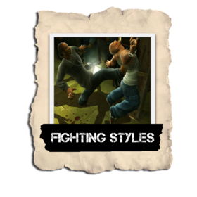 Fighting Styles (DJFFNY)