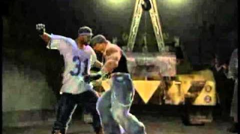 Def Jam Fight For NY (Method Man) Trailer-1