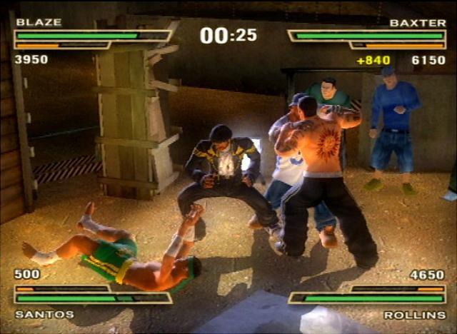 fight for ny ps2