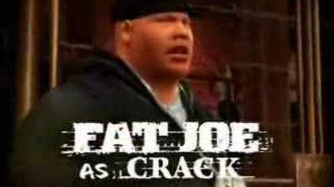 Def Jam Fight For NY Crow`s Crew