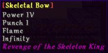 Skeletal Bow