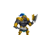 Rendfoot Sprite