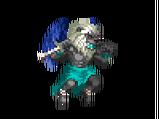 Silvermane - Greythorn - Keratalios