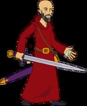 Zelemir nohood sword