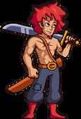Berserker hero icon big