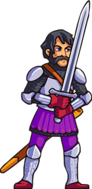 Knight hero icon big