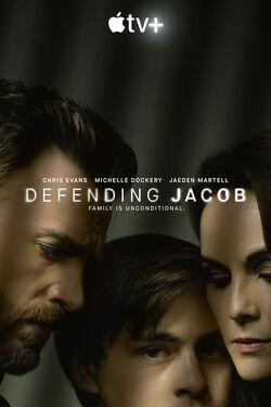 Apple TV Defending Jacob key art