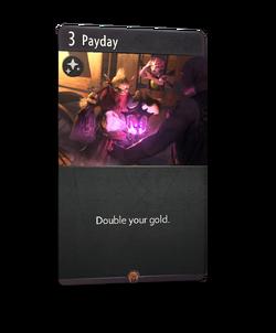 Payday - Artifact