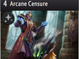 Arcane Censure