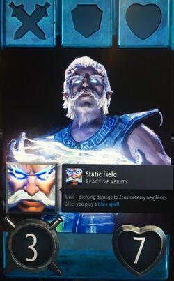 Artifact - Zeus