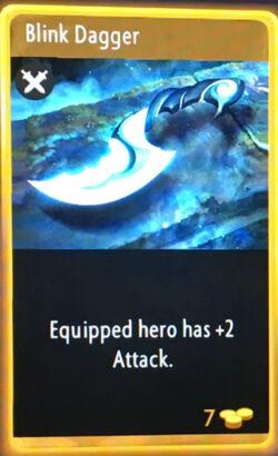 Artifact - Blink Dagger
