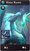 Winter Wyvern - Artifact