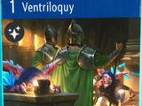 Ventriloquy