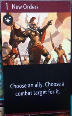 Artifact - New Orders
