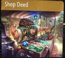 Shop Deed