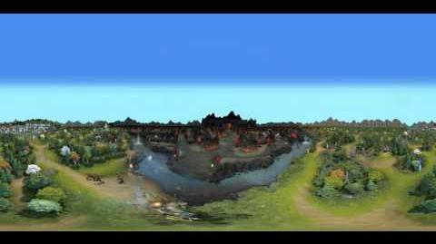 360 Video - Dota 2, Natus Vincere VS Danish Bears