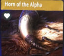 Horn of the Alpha (Artifact)