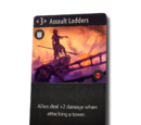Assault Ladders (Artifact)
