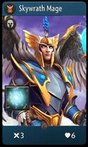 Skywrath Mage - Artifact