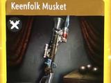 Keenfolk Musket