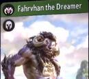 Fahrvhan the Dreamer (Artifact)