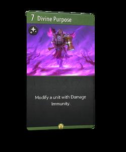 Divine Purpose - Artifact