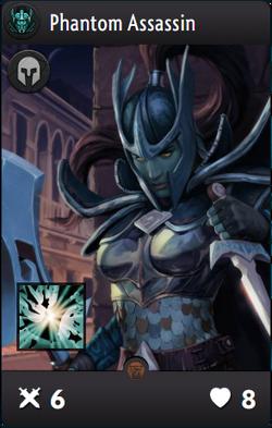Phantom Assassin - Artifact