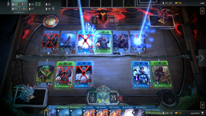 Artifact Board Eclipse ability