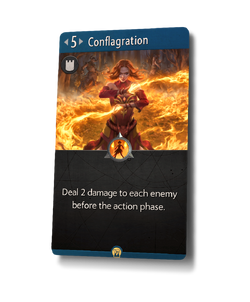 Conflagration - Artifact