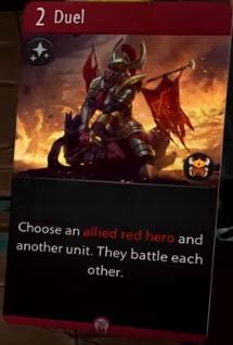 Duel - Artifact