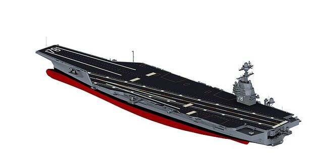 File:Cc-A 3D graphic of aircraft carrier Gerald R. Ford. (8414176488).jpg
