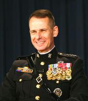 Peter Pace in dress uniform 2005