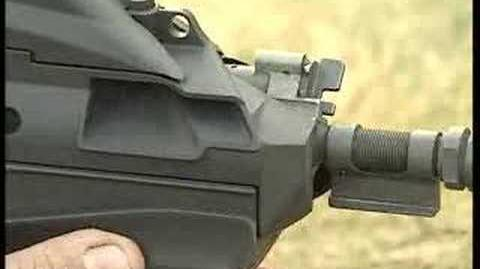 FN F2000-Forward Ejection System