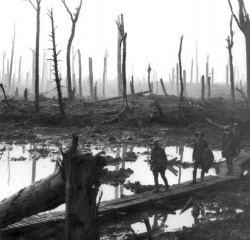 250px-Chateau Wood Ypres 1917