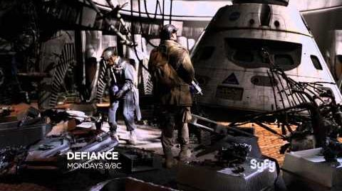 Defiance - Episode 108 - First Four Minutes