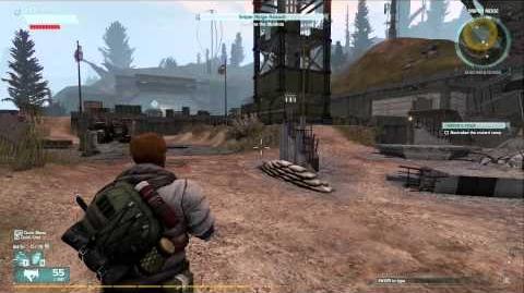 Sniper's Ridge, Main Mission 4 - Defiance MMO-0