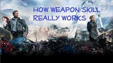 Defiance - How Weapon Skill Levels Work