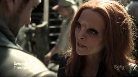 "Defiance ""If You Could See Her Through My Eyes"" Preview S2E7 Syfy"
